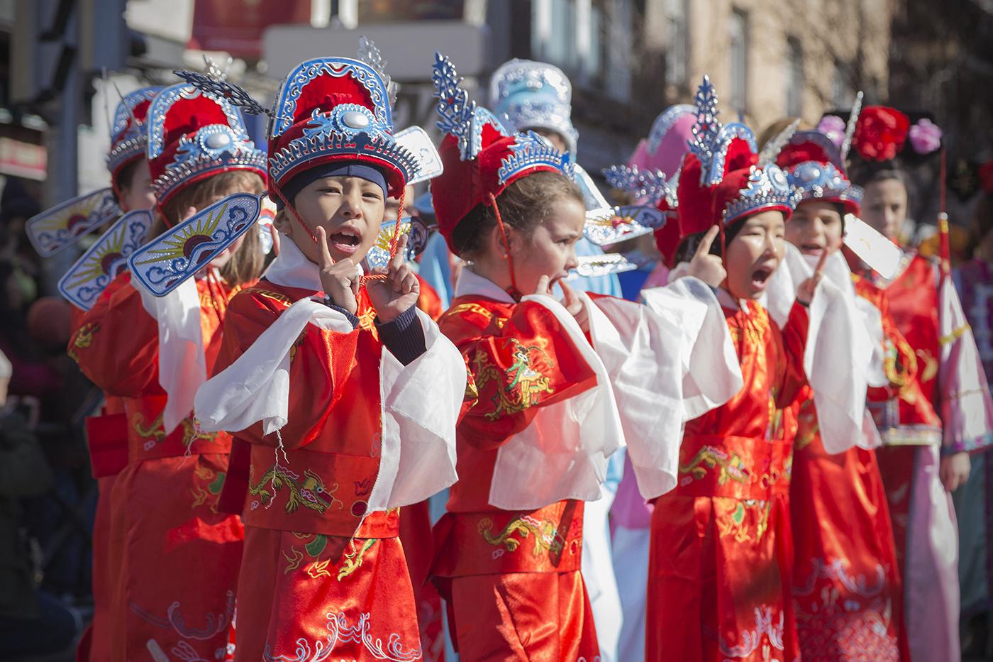 desfile ano nuevo chino 227684143
