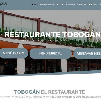 restaurante tobogan